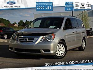 2008 Honda Odyssey LX**7 PASSAGERS*CRUISE*A/C**