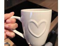 Mug set of 4