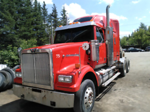 Parting out 2011 Western Star