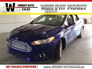 2014 Ford Fusion SE|LEATHER|71,735 KMS