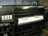 HP Designjet Plus Colour Plotter