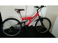 Switchback mountain bike 16 inch frame