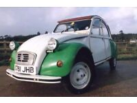 Trying to find my old 2CV