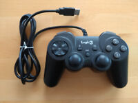 Two gamepads for PCs.