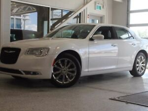 2016 Chrysler 300 Touring-AWD-Moon Roof-Nav-Heated Leather Seats