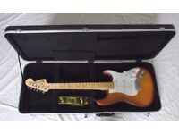 Fender USA Stratocaster FSR ( exclusive model with special hand rubbed satin finish).