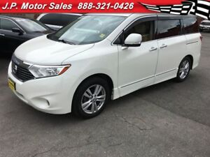 2013 Nissan Quest S, Automatic, Third Row Seating, Back Up Camer