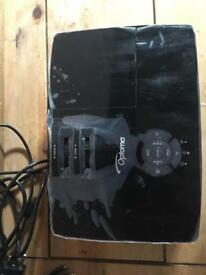 Optoma projector full hd and 3d