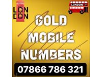 GOLD VIP MOBILE TELEPHONE NUMBERS