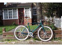 Special Offer GOKU CYCLES Steel Frame Single speed road bike TRACK bike fixed gear BIKE 0o