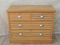 4 Drawer Storage Chest with pull handles (Delivery)