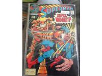 RARE 1970 superman comic