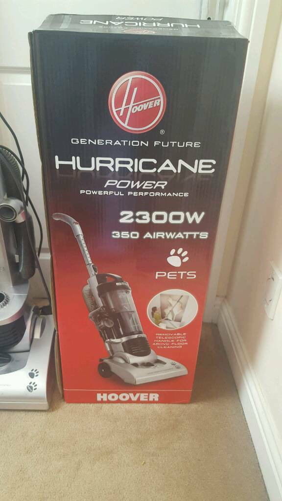 Hoover Hurricane upright vacuum cleaner