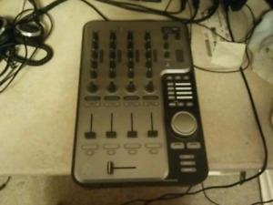 Stanton SCS.1d Performance Mixer