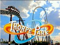 2 tickets to Thorpe park
