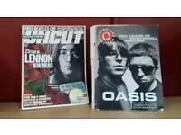 oasis/lennon magazines