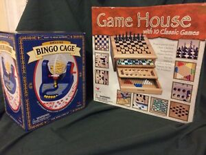 Set of Games For Sale