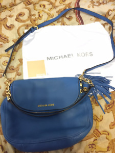 michael kors bedford medium tassel crossbody bag/sac