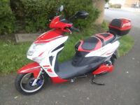 Electric Bike Moped 3000 W