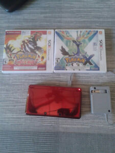 Nintendo 3DS - 2 Games included