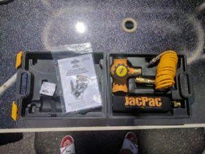 JacPac Portable Co2 Power System J-6901-91