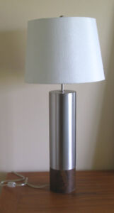 Contemporary table light