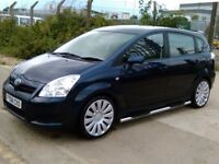 Toyota Corolla Verso 7-seater DIESEL ,,,,,,,,,,,,, not LHD