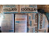 5 x packs of 85mm Earthwool insulation Slabs