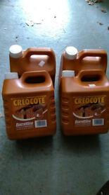 Creocote timber preservative, 16 litres