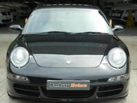 2007 PORSCHE 911 CARRERA 4 TIPTRONIC S COUPE PETROL
