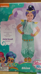 Shimmer and Shine Halloween Costume 5T