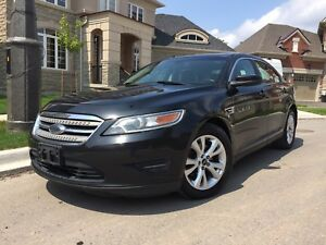 2010 Ford Taurus,Leather,Certified,3 years warranty,B.Up camera