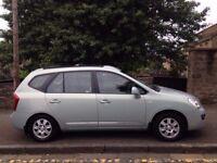 Kia Carens GS 2.0 2008 (08)**7 Seater**Diesel**Full Years MOT**ONLY £1995!!!