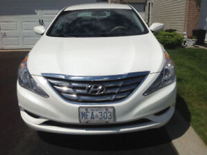 2013 Hyundai Sonata-89200K(10800K Hyundai warranty left on car)
