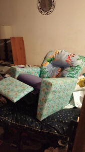 Tinkerbell childs lazy boy chair [60 OBO]