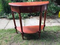 Side table lovely condition no marks