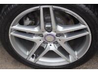 Mercedes E350 BLUETEC AMG SPORT-HARMON KARDON-SAT NAV