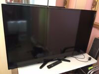 "LED TV 50"" one year and half old Finlux rarely used £160"