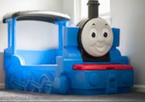 Thomas the Train Bed