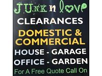 Waste Clearances, FREE Metal Collection, Rubbish and Garden Clearance in Hackney North London