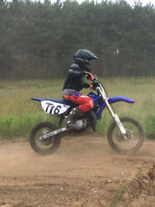 2007 yz 85 with a 2009 completely rebuilt motor