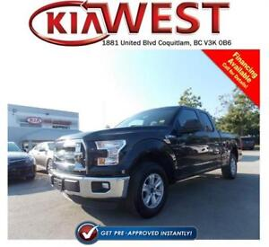 2015 Ford F150 Super Cab 4X2 V6
