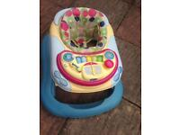Chicco baby walker REDUCED