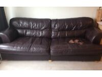 Sofa - very comfy, free if collected!