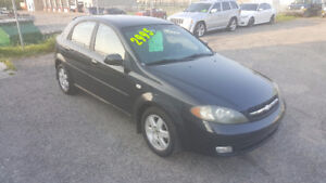 2006 CHEVROLET OPTRA *** GAS SAVER  *** CERTIFIED  $2995