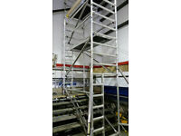 Accredited PASMA & Advanced PASMA Course Woolwich South East London SE18 Towers Stairs Cantilevers