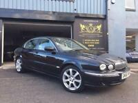 2006 Jaguar X-TYPE 3.0 V6 auto Sovereign AWD