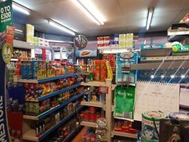 News agents / Offlicence shop for sale