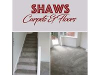 Shaws Carpets and Floors - Mobile Showroom