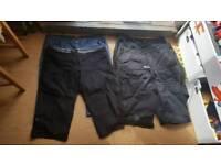 Ladies size 18 shorts bundle can post